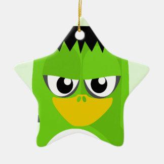 Frankenstein Penguin Christmas Ornament