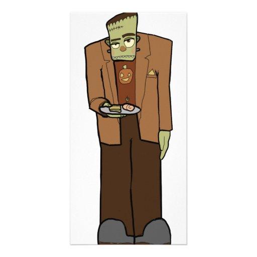 Frankenstein Photo Cards