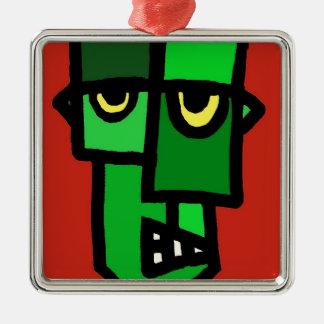 Frankenstein's Munster. Christmas Ornament