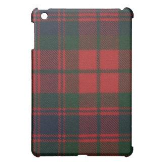 Fraser Old Modern Tartan iPad Case