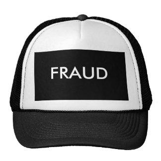 Fraud? Cap