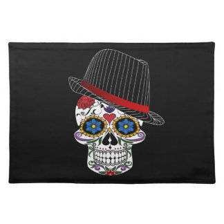 Freaky Skull Design Placemat