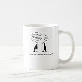 Fred and Joe Coffee Mug