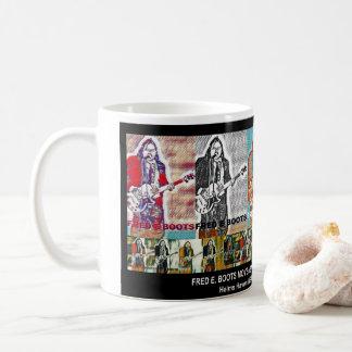 Fred E Boots Movement 33 1/3rd Anniversary Mug