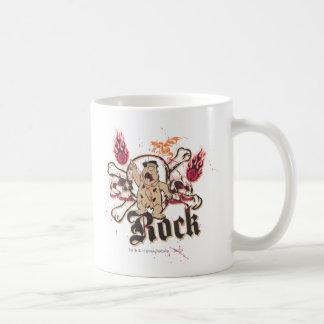 Fred Flintstone  Rock Coffee Mug