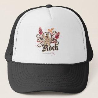 Fred Flintstone  Rock Trucker Hat