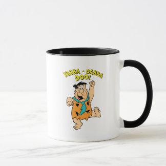 Fred Flintstone Yabba-Dabba Doo! Mug