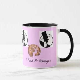Fred & Ginger Mug