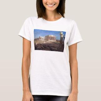 Frederic Edwin Church - The Parthenon T-Shirt