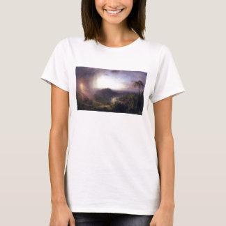 Frederic Edwin Church - The Valley of St Thomas Ja T-Shirt