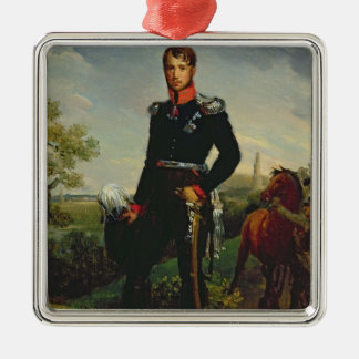 Frederic William III  King of Prussia, 1814 Christmas Ornament