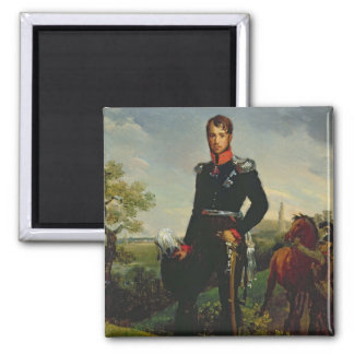 Frederic William III  King of Prussia, 1814 Magnet
