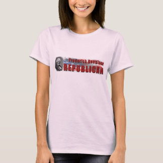 Frederick Douglass Republican T-Shirt