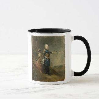 Frederick II as Crown Prince, c.1735 Mug