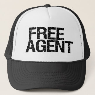 Free Agent (Single) Trucker Hat