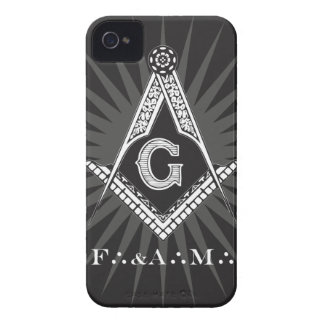 Free-and-Accepted-Masonry-Logo-2016040740 iPhone 4 Covers