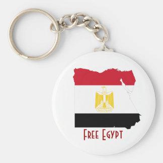 Free Egypt Keychain