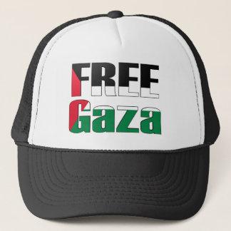 Free Gaza Trucker Hat