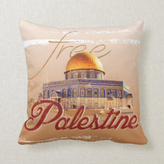 free palestine cushion