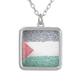 Free Palestine Pendants