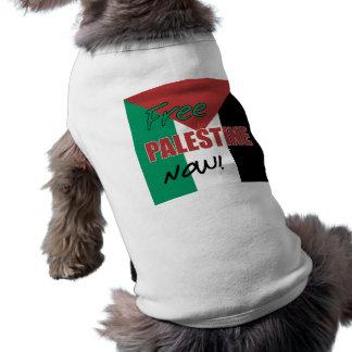 Free Palestine Now Palestinian Flag Shirt