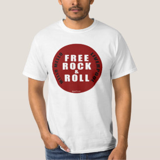 Free Rock & Roll 'Liverpool' t-shirt