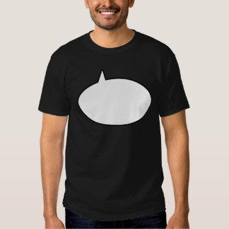 Free Speech Shirt - plain dark