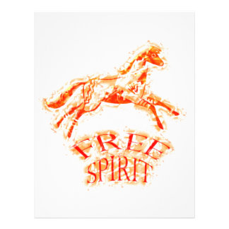 Free Spirit Custom Flyer