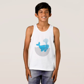 Free The Whales Singlet