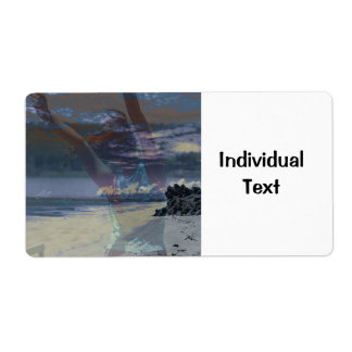 Free (U) Shipping Label