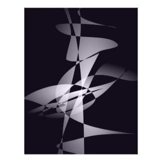 Free Wind Metallic Personalized Flyer