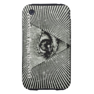 Freedom From the NWO. Tough iPhone 3 Cover
