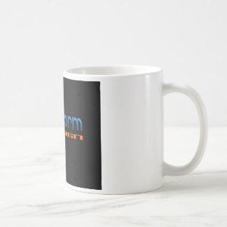 FreeForm Design Logo Coffee Mug
