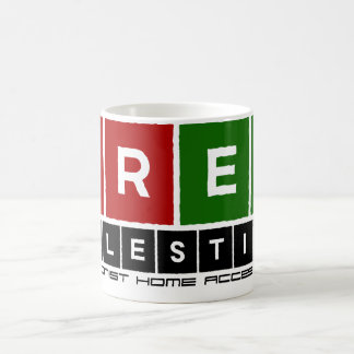 FreePalestine! Coffee Mug