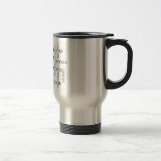 Freethought Crossword Coffee Mug