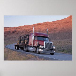 Freightliner Coronado #12 Poster