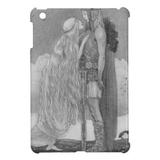Freja and Svipdag by John Bauer Cover For The iPad Mini