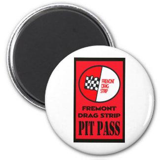 Fremont Pit Pass Magnet