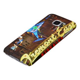 Fremont Street Neon Sign Samsung Galaxy S6 Case