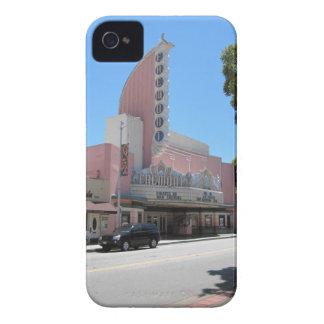 Fremont Theater, 2011, San Luis Obispo iPhone 4 Case-Mate Cases