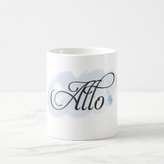French Allo Coffee Mug
