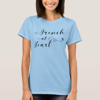 French At Heart Tee Shirt, France