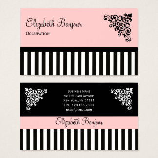 French Boutique - CHANGE COLOR / Business Cards