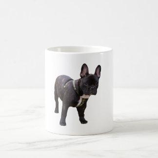 French Bulldog dog beautiful photo mug, gift Basic White Mug