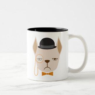 French Bulldog Mean Mug Mug