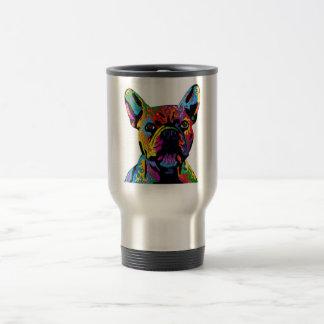 French Bulldog Travel Mug