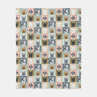 French Bulldogs cute blanket - best blanket design