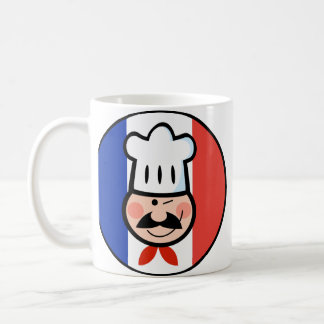 French Chef Coffee Mug