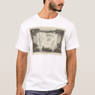 French Colonies in Africa T-Shirt