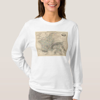 French Empire in 1811 T-Shirt